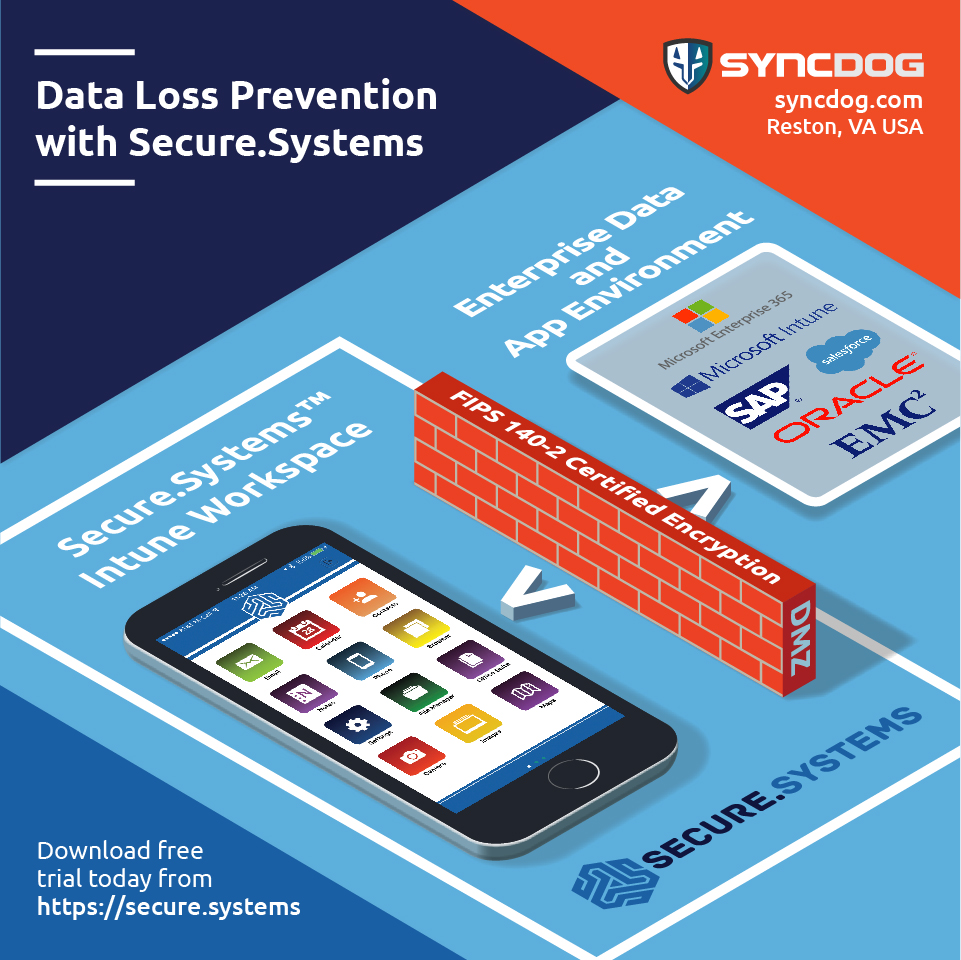 Data Loss Prevention, Enterprise Mobility