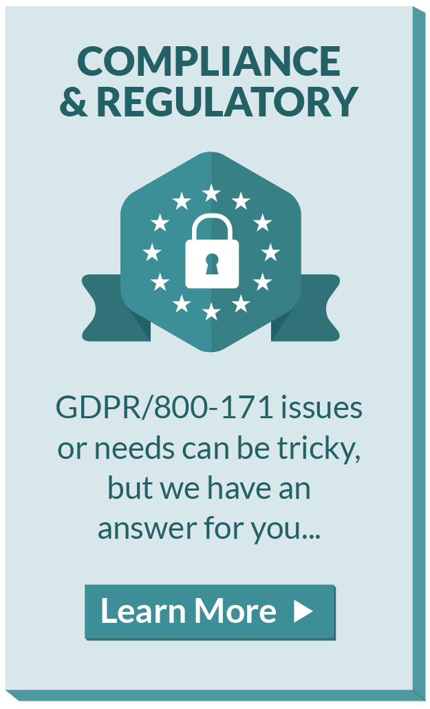 GDPR-800-171 Mobile Security
