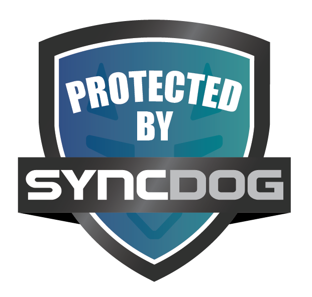 Protected by SyncDog Mobile Device Management
