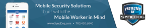Mobile workers Data Security