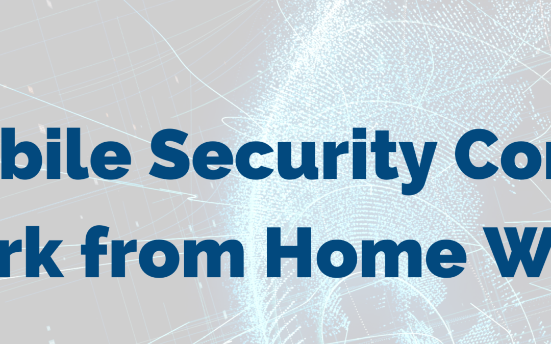 UAE Mobile Security Concerns in a Work from Home World